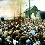 Brodsky, Isaak – Speech by Lenin at a Rally of Workers – 1929