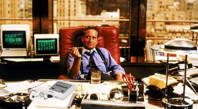 Gordon Gekko, el villano de Wall Street. Oliver Stone 1987