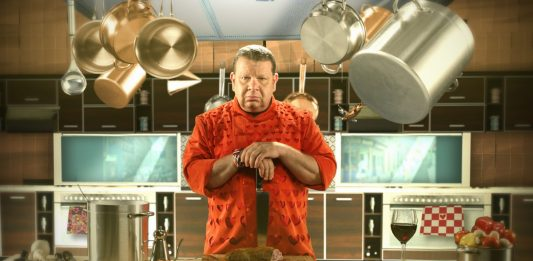 Alberto Chicote, presentador del programa Pesadilla en la cocina.