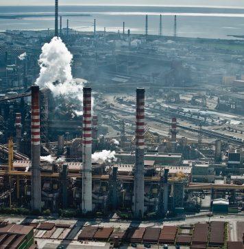 La planta de ILVA tiene un potencial de producción de 9,5 millones de toneladas al año.