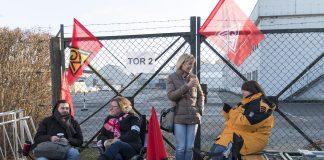Desde el 8 de enero, el sindicato alemán IG Metall ha lanzado huelgas de 24 horas en todo el país. ¿Se avecina una huelga general? Foto: IG Metall