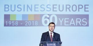 La patronal europea de las grandes empresas, Business Europe, ha celebrado recientemente su 60 aniversario. Foto: © BUSINESSEUROPE