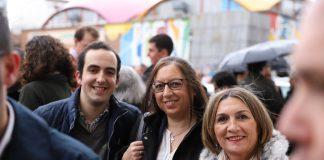 Asistentes al acto de VOX La España por venir, el 10 de marzo de 2018. La base de votantes de VOX está compuesta por una mezcla de clases medias, profesionales liberales y pequeños y medianos empresarios. Foto: Flick VOX.