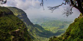 Montañas Simen, Etiopía.