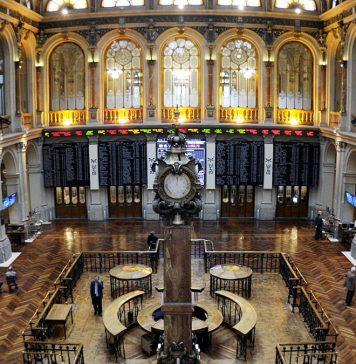 La Bolsa de Madrid, hogar del IBEX35